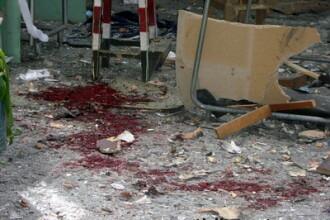 Explozie la fabrica de armament Sadu. Doua femei au murit