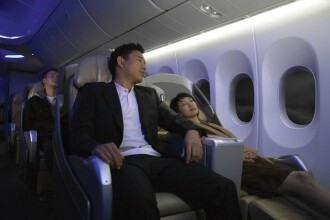 O singura companie vrea sa opereze zboruri regulate Cluj-Napoca – Bruxelles