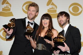 Marea castigatoare a premiilor Grammy: Lady Antebellum a luat 5 trofee