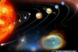 NASA a descoperit un sistem solar cu acelaşi număr de planete ca al nostru