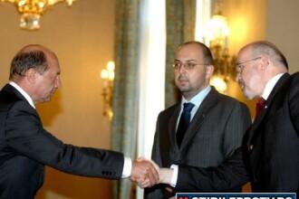 Presedintele Traian Basescu a fost invitat la congresul UDMR