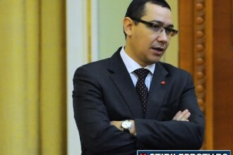 Ponta: Este clar ca Emil Boc va fi schimbat saptamana viitoare
