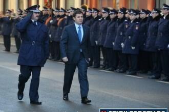 Bilantul MAI pe 2010. Ministrul Igas e multumit, iar Basescu suparat