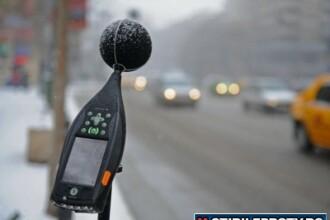 Zgomotul te poate ucide. Vezi cele mai poluate fonic orase din Romania