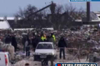 Lugoj: principalii suspecti in cazul cadavrului transat, lasati liberi