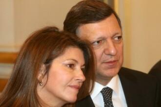 Sotia lui Barosso, invitata de menajera sa romanca la nunta fiicei sale