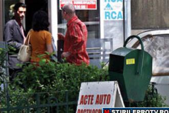 Fraude la asigurari: unii soferi se declara vinovati ca sa fie despagubiti