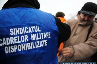 De 1 Martie, pensionarii militari protesteaza. VEZI traseul din Bucuresti