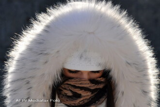 Bilantul tragic al iernii: frigul si ninsorile au provocat moartea a peste 500 de persoane in Europa