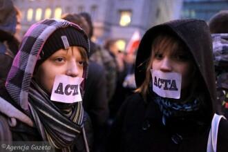 Au mai ramas 3 luni pana cand democratia absoluta a internetului se va incheia, daca ACTA e votat