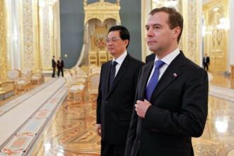 Rusia si China au salvat, deocamdata, regimul lui al-Assad din Siria. I-au tinut partea la ONU