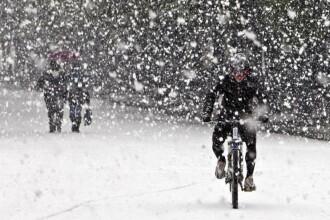 Prognoza meteo pe doua saptamani. Cand va ninge in fiecare regiune a tarii