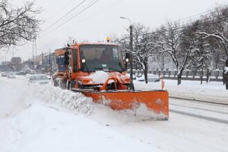 In Bucuresti se poate circula in siguranta doar cu metroul. A fost suplimentat numarul garniturilor