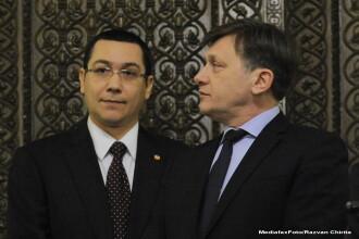 Atac dur al lui Antonescu la adresa PSD: