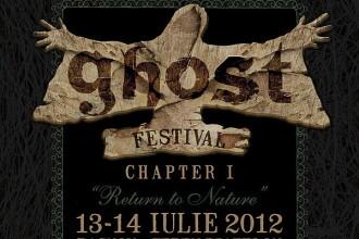 Ghost Fest 2012 la Rasnov - 13 si 14 iulie: gotic, folk industrial si electronic