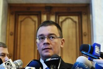 Ungureanu: Vreau sa asigur FMI si CE ca voi respecta angajamentele asumate de fostul Guvern