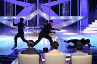 """Robo, din primul sezon """"Romanii au talent"""", inca ne uimeste. Vezi cele mai tari dansuri pe voyo.ro!"""