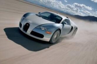 Si romanii au bani de Bugatti Veyron. Topul celor mai scumpe masini vandute in Romania GALERIE FOTO