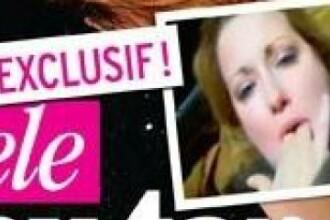 Prima reactie a cantaretei Adele, dupa ce o revista a anuntat ca are un sex tape cu ea