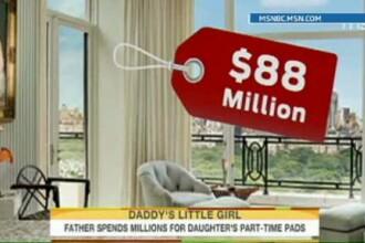88 milioane de dolari pentru un apartament in New York. Ce comision a primit agentul imobiliar