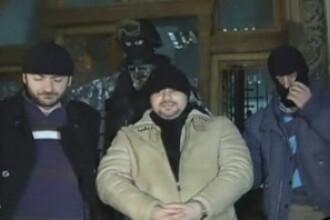 Doi fii ai lui Cosmos Tănase, arestaţi pentru că ar fi bătut un ieşean la coadă