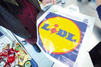 Cat castiga un angajat la Lidl. Retailerul german promite salarii mai mari ca la concurenta