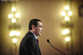 Premierul desemnat Victor Ponta: Toti secretarii de stat si toti prefectii vor fi inlocuiti