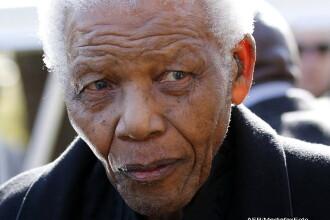 Arhivele personale ale lui Nelson Mandela au fost postate pe internet