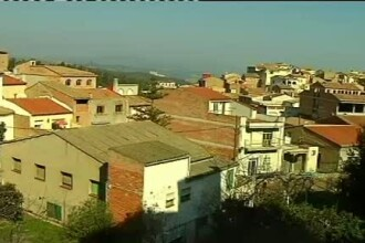 Un sat din provincia Catalonia a gasit solutia pentru iesirea din criza: o plantatie de canabis