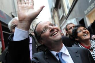 Candidatul socialist la presedintia Frantei: