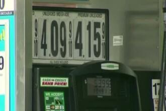 De 21 de zile pretul benzinei creste in SUA. Chiar si asa, americanii platesc jumatate cat noi