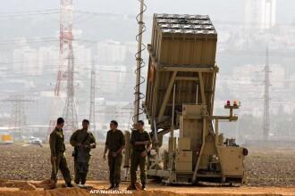 Raidul israelian din Siria a lovit cladiri militare si rachete sol-aer in apropiere de Damasc