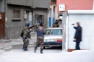 Ginerele lui Osama ben Laden a fost capturat la Ankara si urmeaza sa fie deportat in Iran