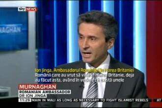 Ambasadorul roman la Londra, pentru Sky News:
