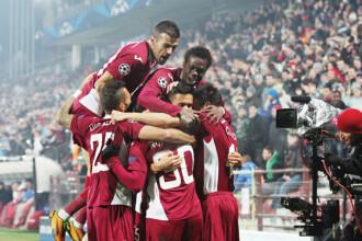 CFR Cluj ocupa locul 30 in clasamentul IFFHS. Steaua coboara 3 locuri