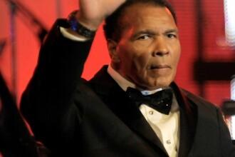 Lumea sportului, in doliu dupa moartea lui Muhammad Ali. Omagiul emotionant adus de Myke Tyson celui supranumit THE GREATEST