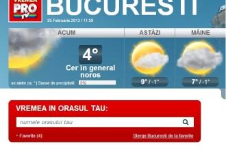 VREMEA.STIRILEPROTV.RO. Afla dintr-un click ce spune Busu despre cum va fi vremea in orasul tau