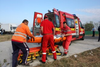 Un avion de agrement a aterizat fortat in Giurgiu. Cele doua persoane de la bord au fost ranite usor