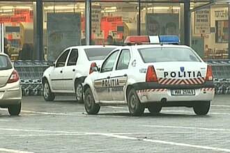 Supermarket din Bucuresti, jefuit de 3 persoane mascate. Angajatele au fost amenintate si legate