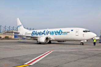 Aterizare de urgenta la Liverpool a unui avion cu pasageri din Romania. Pilotii au semnalat probleme la unul din motoare