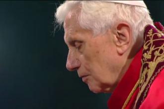 Demisia istorica a Papei Benedict al XVI-lea. Speculatiile despre comploturi si intrigi dupa anunt