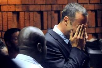 Bata de baseball plina de sange gasita in locuinta lui Oscar Pistorius - presa
