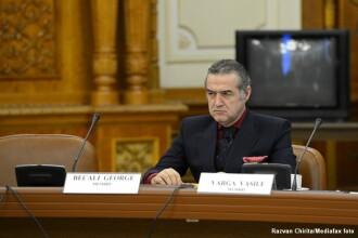 Locul de deputat al lui Gigi Becali a fost declarat vacant. Oficial, mandatul sau a fost incheiat