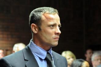 Oscar Pistorius a vomitat in sala de judecata, in timpul prezentarii detaliilor autopsiei fostei iubite