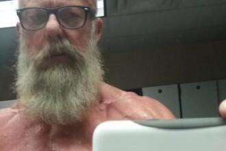 Cum arata un culturist la 60 de ani. Fotografia vazuta de 750.000 de oameni in cateva ore