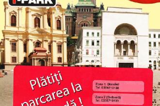 Preturi duble pentru parcarea in zona ultracentrala a Timisoarei. Cat platesc soferii in zona zero