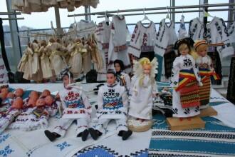 Iarmaroc caritabil, la Fălticeni. Cum și-au unit două mame forțele pentru a ajuta familiile nevoiașe