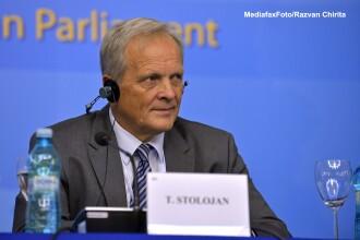 Stolojan: Disputele interne pe Schengen nu ajuta; eram deja acceptati daca nu era lovitura de stat