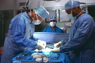 Prelevare de organe la Oradea.Un barbat aflat in moarte cerebrala a dat sansa la viata altor bolnavi