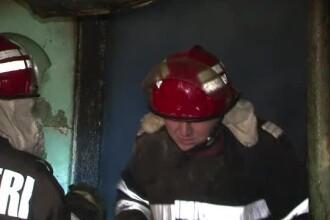 Explozie puternica in judetul Sibiu. Un barbat a fost grav ranit